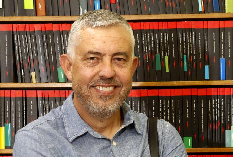Pepe Belmonte, catedrático de Literatura de la UMU
