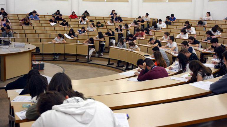 El 94 por ciento de los estudiantes superan la EvAU