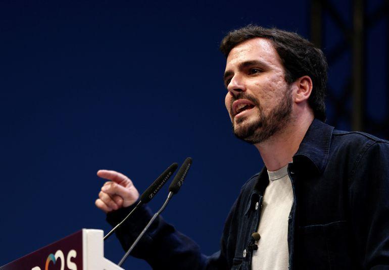 Alberto Garzón, Coordinador Federal de Izquierad Unida (IU)