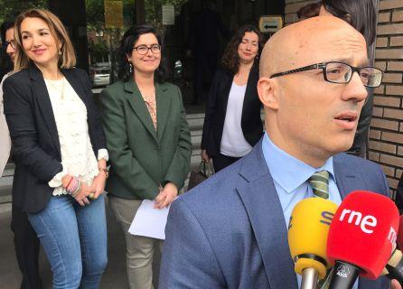 Los Letrados de la Administración de Justicia exigen equiparación salarial en Ponferrada