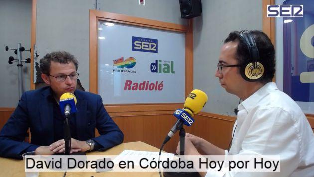 Reproduce aquí la entrevista a David Dorado en vídeo