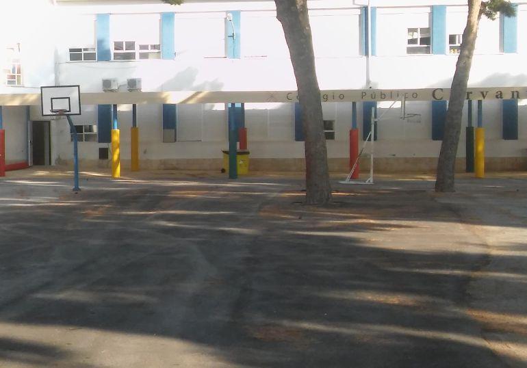 Colegio Público Cervantes de Sax
