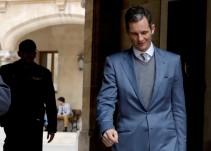 La Audiencia de Palma cita a Urdangarin, Torres y Matas mañana para entregarles el mandamiento de prisión