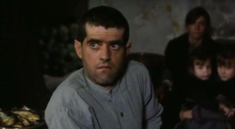 Guillermo Montesinos en el papel de 'El Cepa' de la película 'El crimen de Cuenca'.