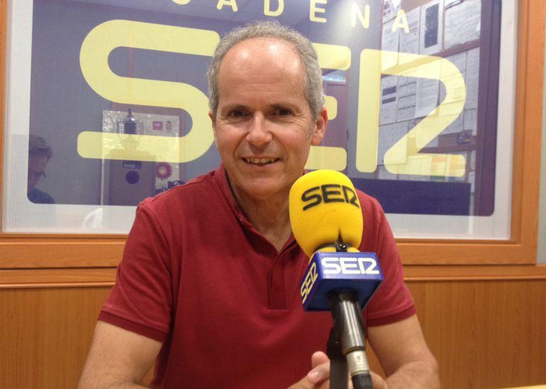 Rafael Blázquez, portavoz de Ganemos