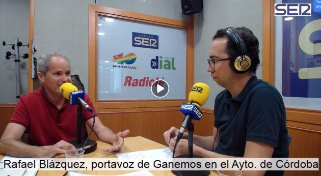 Reproduce aquí el vídeo de la entrevista a Rafael Blázquez