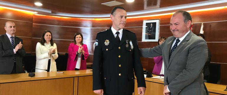 José Luís López Pazos ha recibido la Mención Honorífica del municipio