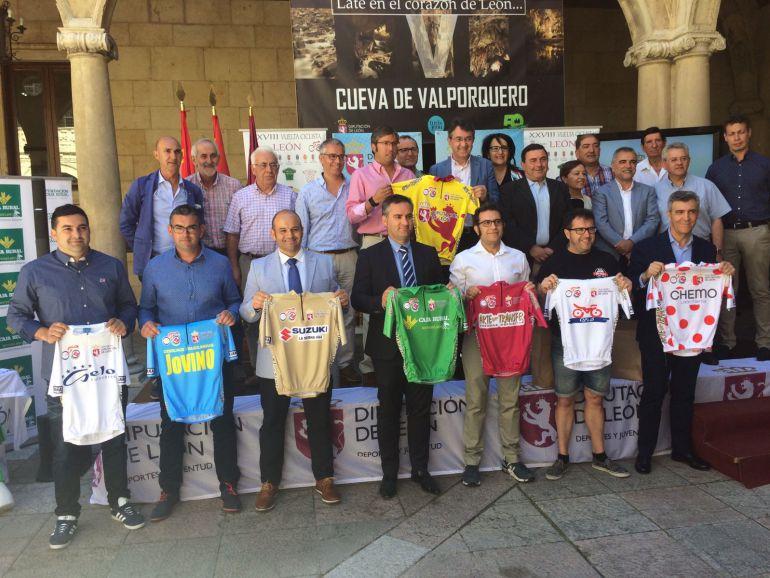 La Vuelta Ciclista a León ya conoce su recorrido