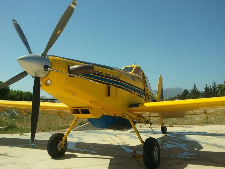 Modelo Air Tractor 802