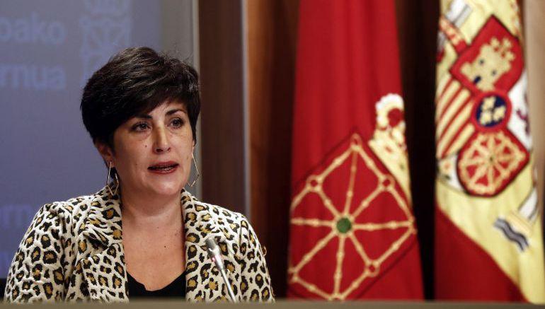 María Solana, consejera portavoz