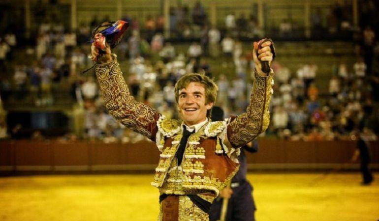 Daniel de la Fuente, popularmente conocido como El Liqui, fue le triunfador del ciclo de promoción del pasado año en la Maestranza