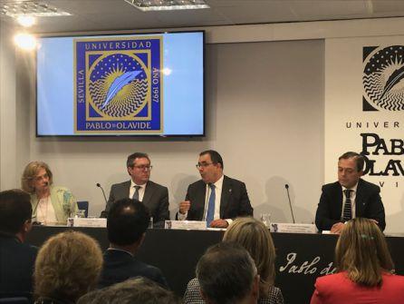 La UPO inaugura su nueva sede en el centro de Sevilla