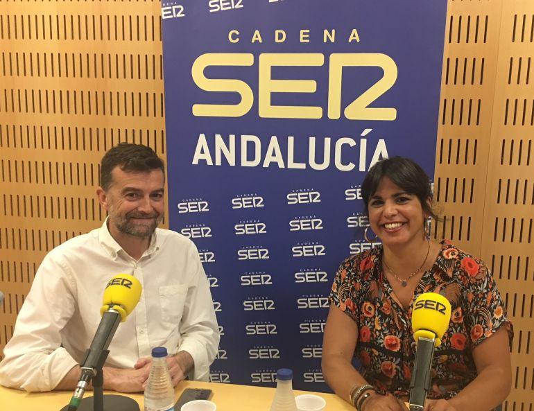 Teresa Rodríguez y Antonio Maíllo confirman que se presentarán a las primarias