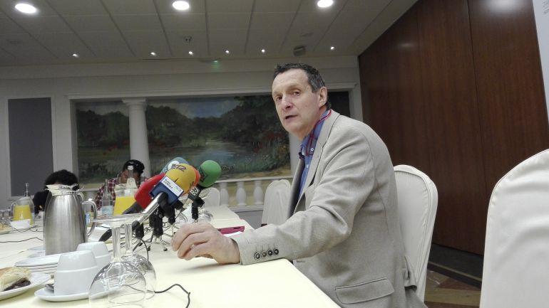 El gerente de la iniciativa empresarial Zamora 10, Francisco Prieto Toranzo