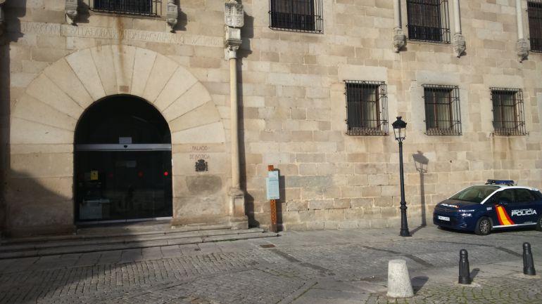 Palacio de Justicia de Ávila