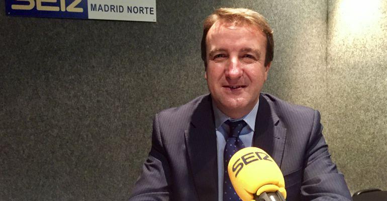 Jesús Moreno, alcalde de Tres Cantos en Hoy por Hoy Madrid Norte