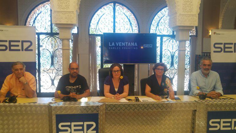 SER Málaga arranca el verano desde Benalmádena: SER Málaga arranca el verano desde Benalmádena