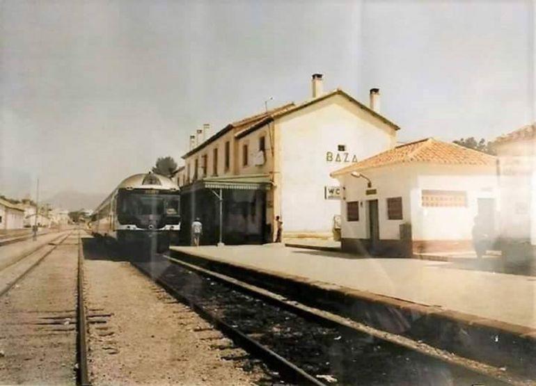 Estación de Baza