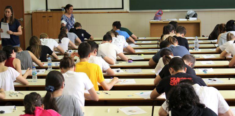 Aprueban más del 95% de los alumnos presentados a la EBAU en Ponferrada
