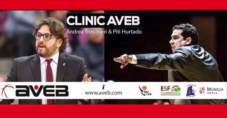 Clinic Baloncesto Munguia: Clinic para entrenadores con Trinchieri y Piti Hurtado