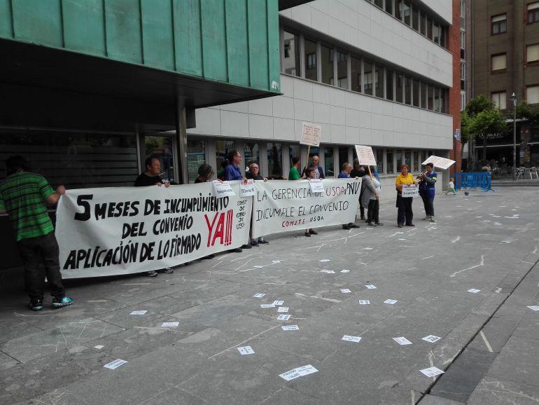 El Gobierno Vasco propone soterrar la VSF a su paso por Barakaldo