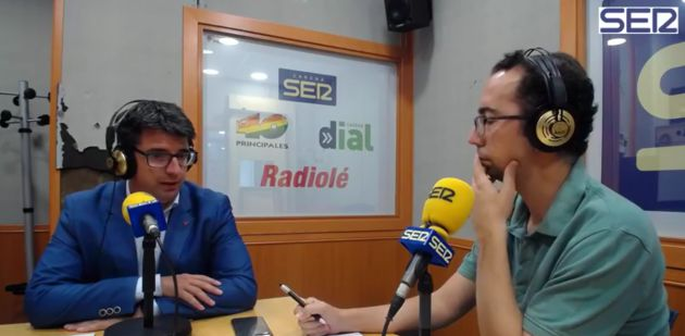 Reproduce aquí el vídeo de la entrevista a Pedro García