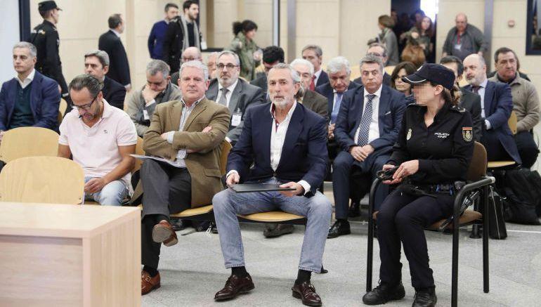 Seis actos celebrados en Elche del Partido Popular aparecen en la sentencia de la Gürtel valenciana