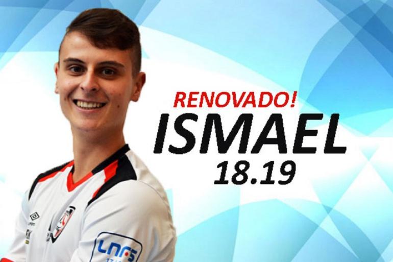 Isma ha sido el primer jugador de la pasada temporada en aceptar la renovación