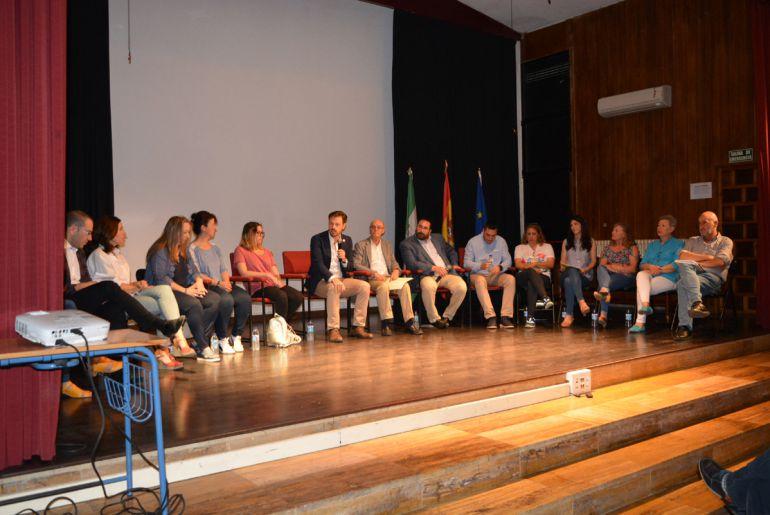 Encuentro de formación en Granada