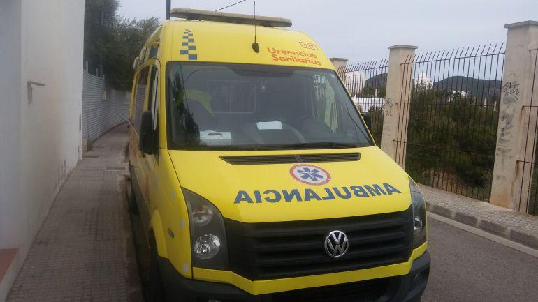 Emergencias: En estado crítico un hombre de 42 años tras un choque frontal entre dos vehículos
