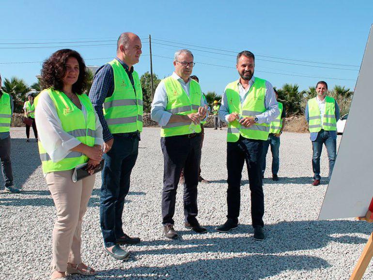 Obras: El desdoblamiento de la carretera de Santa Eulària estará listo en noviembre de 2019