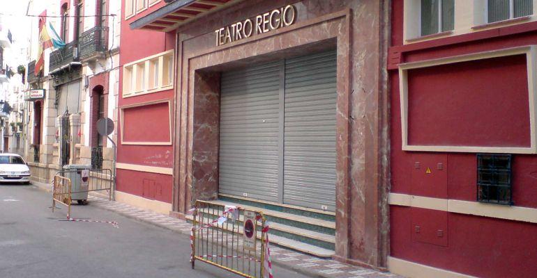 Teatro Regio de Beas de Segura, uno de los que participa este 2018 en el programa 'Enrédate'.