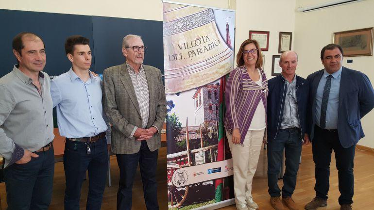 Presentación del I Encuentro de Campaneros Ciudad de Palencia