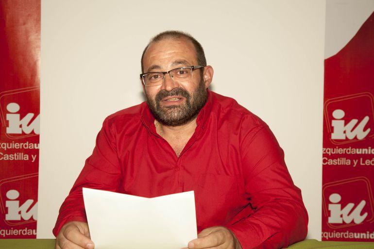 José Jiménez cumplirá en julio un año al frente del partido