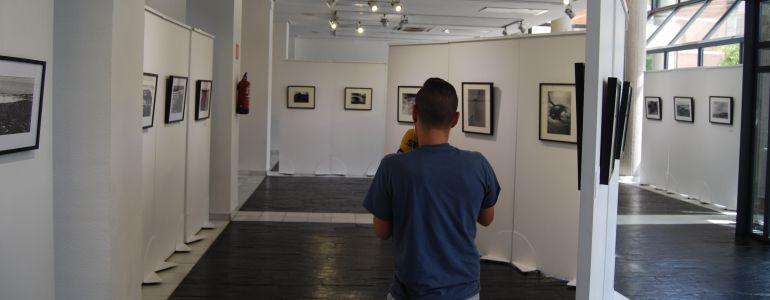 A pie de calle Madrid Oeste 14-06-2018 – Exposición de fotografía Homenaje a los grandes maestros del reportaje