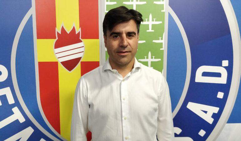 Nico Rodríguez, nuevo director deportivo del Getafe CF