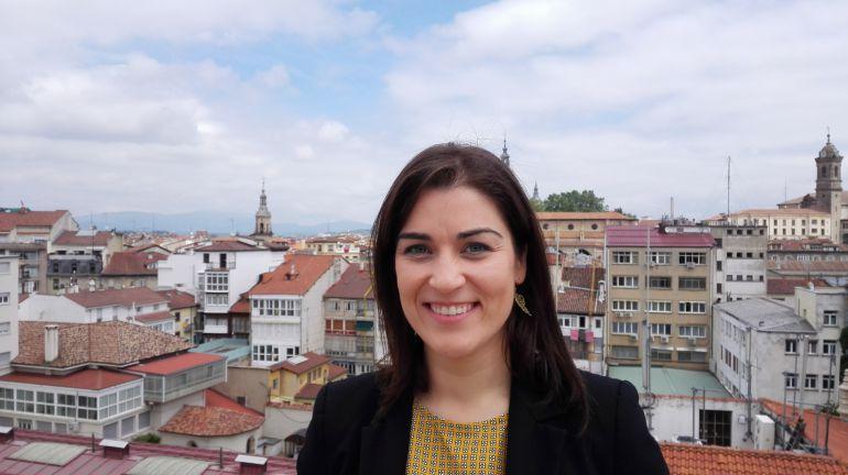 Leticia Comerón, portavoz municipal del Partido Popular.