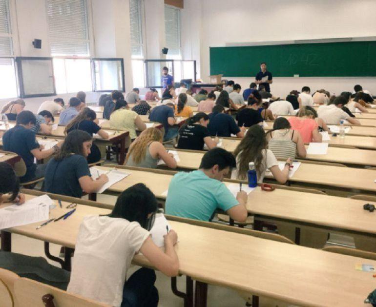 Un 95% de estudiantes en la Ribera ha aprobado la convocatoria de la EBAU de junio