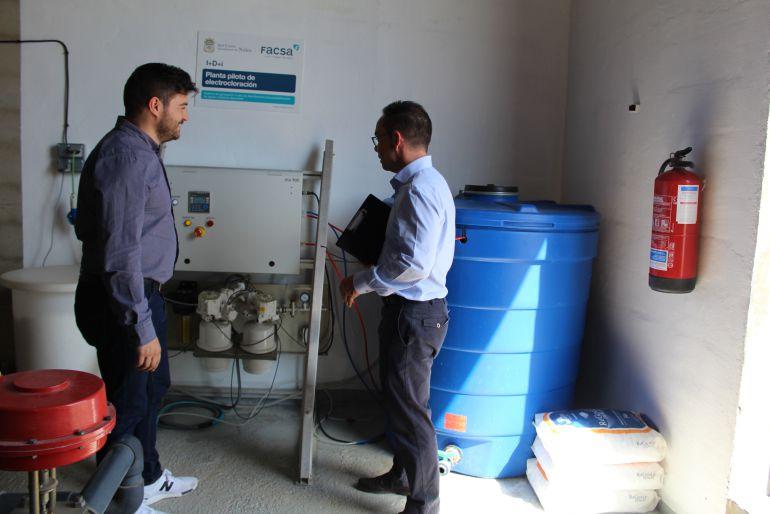 NULES: Nules, pionera a nivel mundial en el tratamiento de aguas