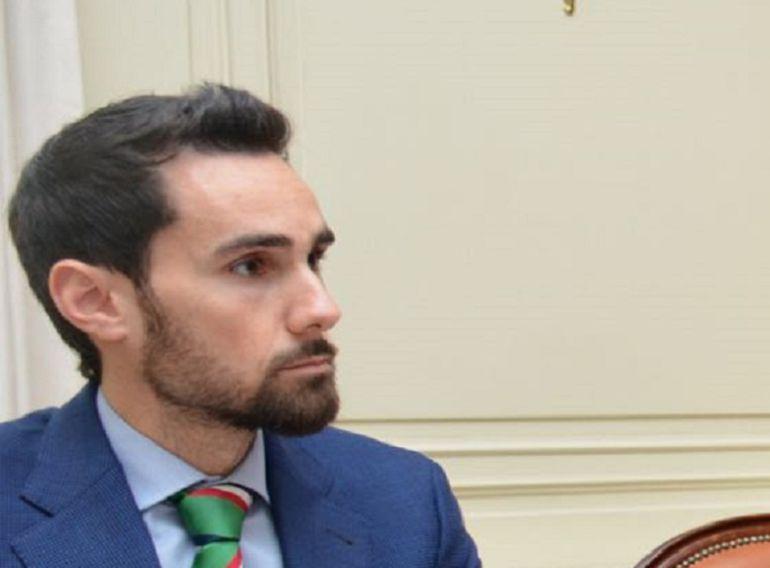 Un joven juez cordob s al frente del gabinete del ministro for Ministerio del interior cordoba