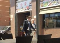 Mariano Rajoy gestiona su situación laboral en Santa Pola