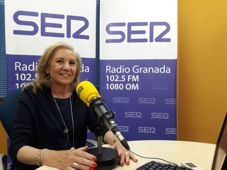 Elena Martín-Vilvadi, presidenta de CajaGranada Fundación