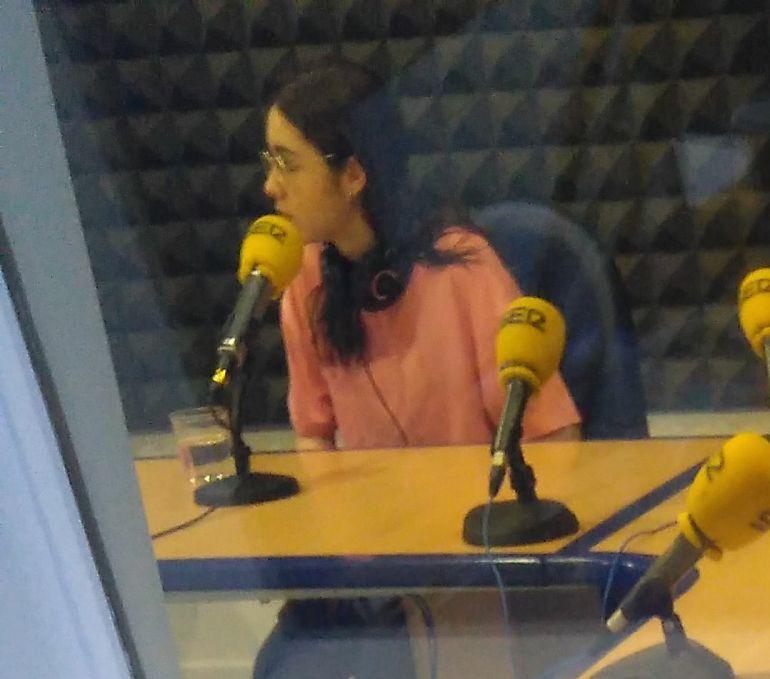 La baezana Teresa García consigue la nota más alta de Andalucía en las pruebas de acceso a la universidad