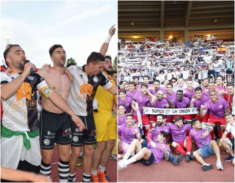 El resurgimiento del deporte de Salamanca se hace efectivo: temporada 2018/2019 de espectáculo: Y el deporte de Salamanca resurgió