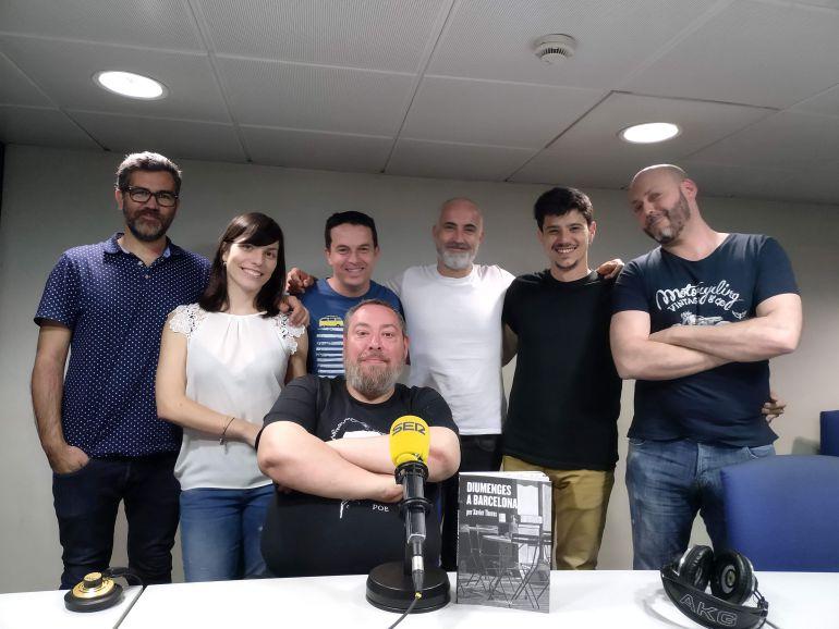 """Xavier Theros: """"Faig llibres perquè els barcelonins facin de turistes a casa seva"""""""