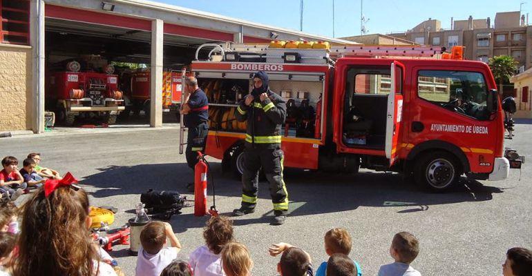 Los seis bomberos que reforzarán la plantilla de Úbeda no llegarán hasta final de año