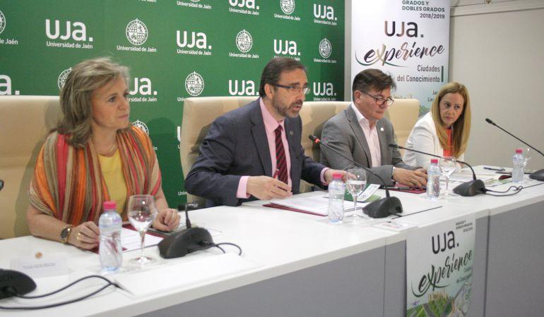 La UJA oferta 50 títulos para el próximo curso