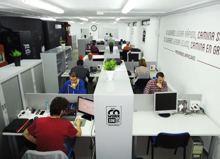 Espacio Coworking en Elda