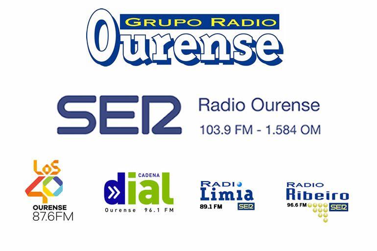 El grupo Radio Ourense continúa encabezando las audiencias