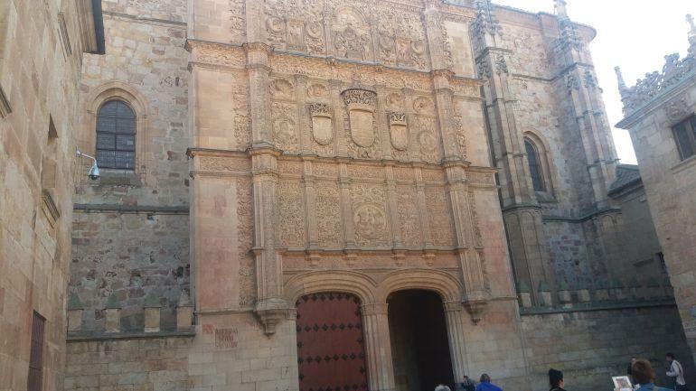 Europa Parlamento Salamanca Universidad Medalla Tajani: El Parlamento Europeo recibe la Medalla de la Universidad de Salamanca